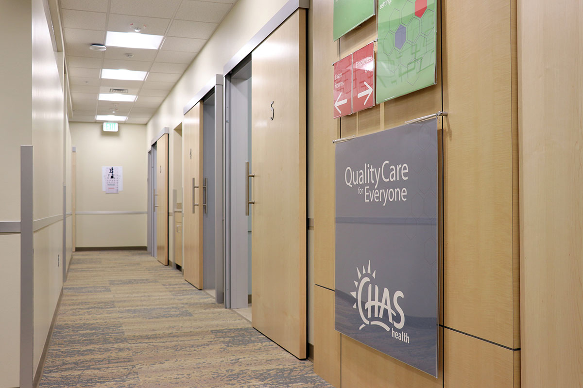 CHAS Health Nurse Practitioner Residency Facility