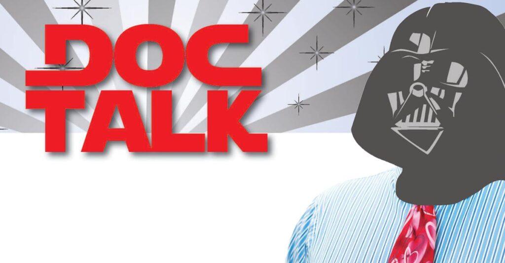 Doc Talk Banner