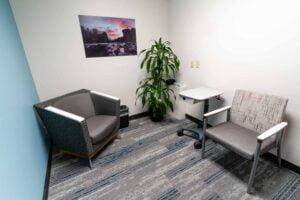 CBHC Patient Room