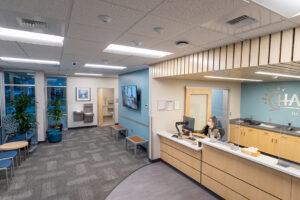 East Central Dental Front Desk