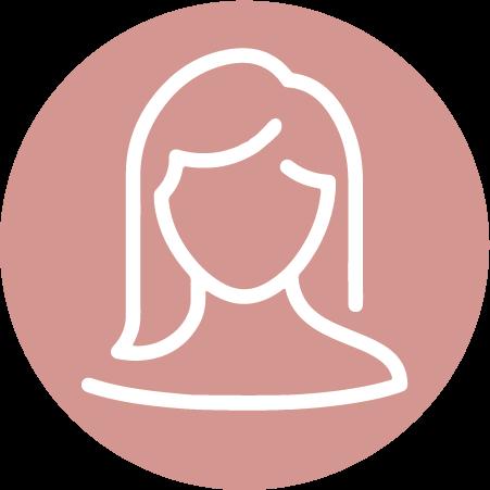 Women's Health & Pregnancy Care Icon