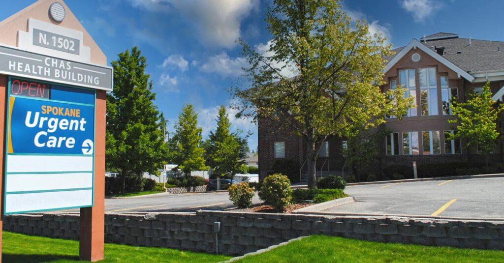 Spokane Urgent Care - Valley