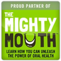 Proud partner of the Mighty Mouth. Learn how you can unleash the power of oral health