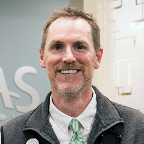 Todd Smith, ARNP NPRC Clinical Program Director