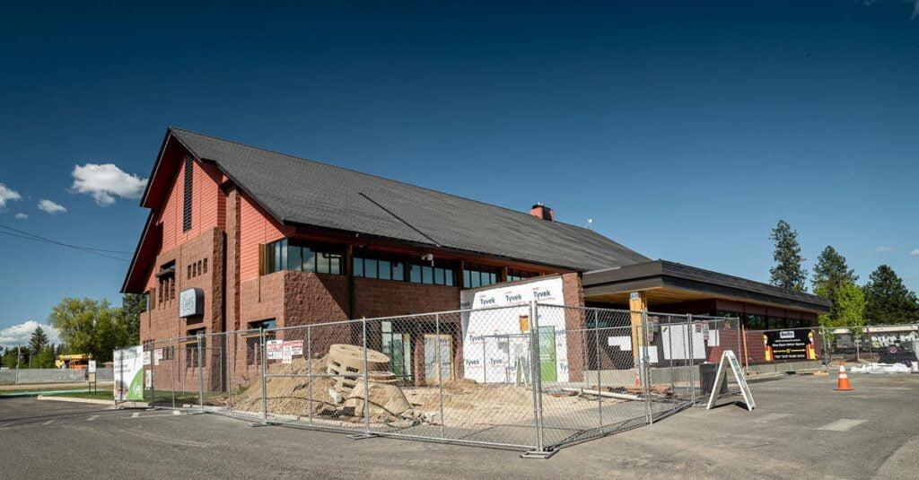Deer Park CHAS Clinic Construction 2021