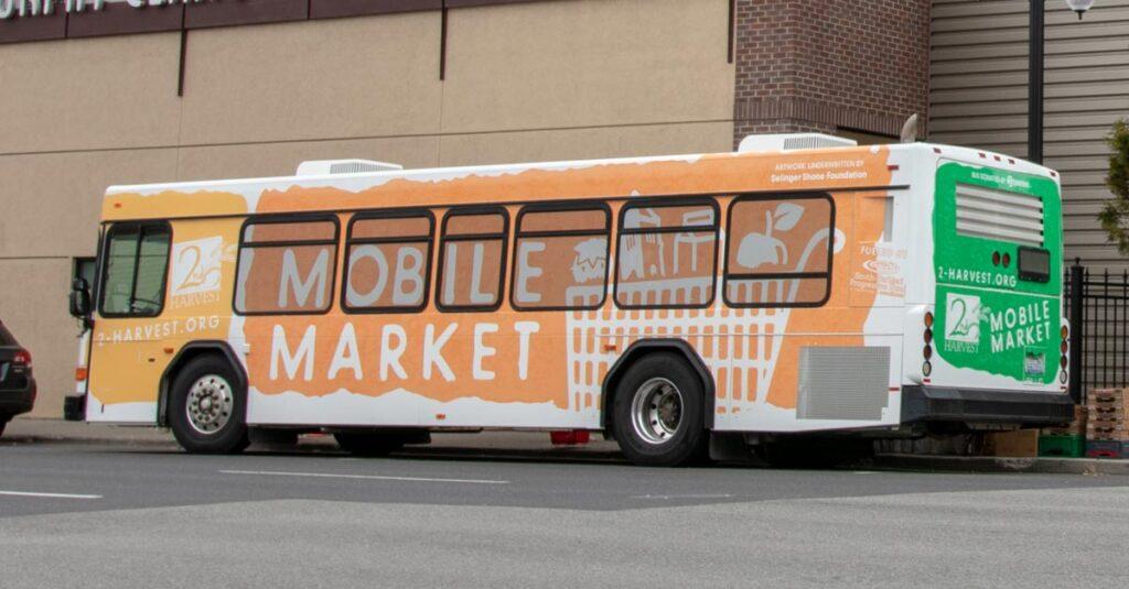 Mobile Market Bus