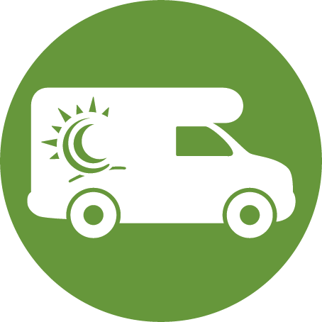 Mobile Clinic Services Icon