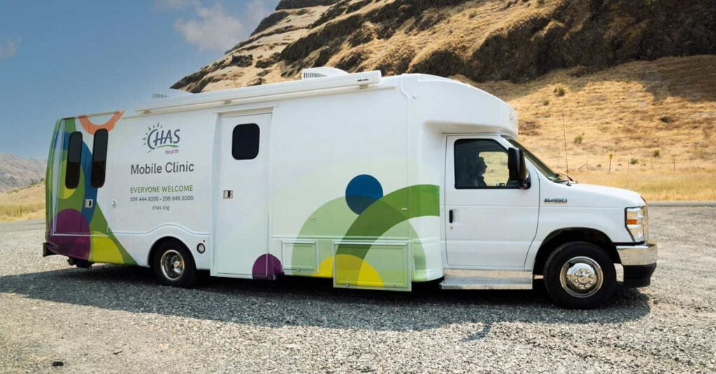 CHAS Health Mobile Clinic