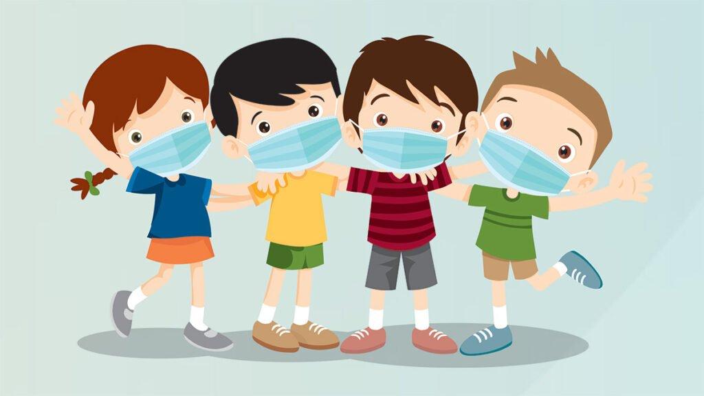 Kids Masks & Flu Shots